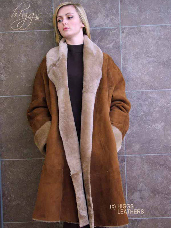 Women's sheepskin coats uk – Modern fashion jacket photo blog