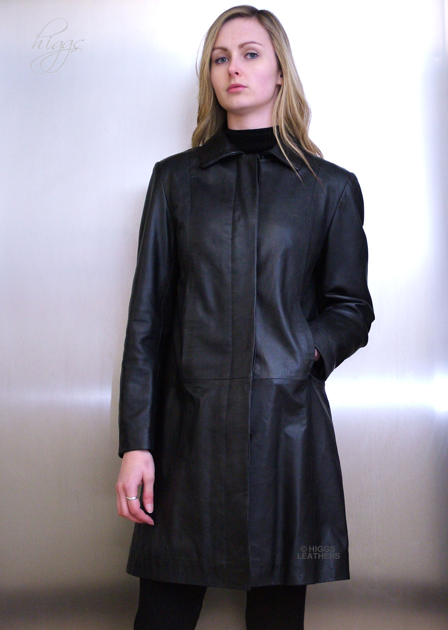 Images of Ladies Leather Coats - The Fashions Of Paradise