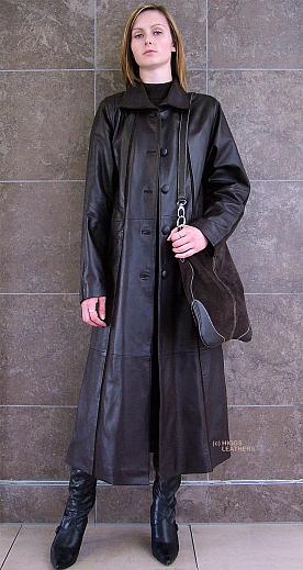 Ladies Leather Coats 65