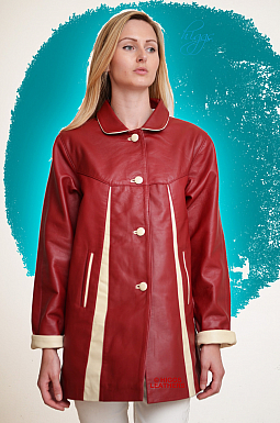 Higgs Leathers NEW!  Rolandez (ladies Designer Leather coats)