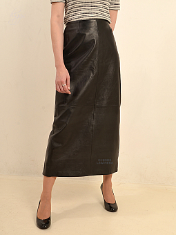 Womens Leather Skirts and Dresses | Higgs Leathers Essex
