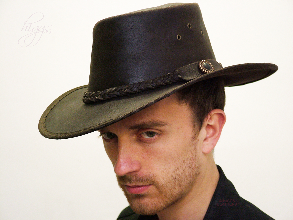 Leather Hats on Sale