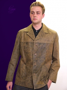 Higgs Leathers NEW STOCK!  Mitchum (men's long Leather jackets)