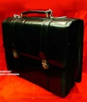 Higgs Leathers Mens Leather Briefcases