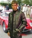Higgs Leathers Long Leather Jackets for men