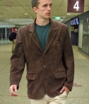 Higgs Leathers Mens Suede Jackets