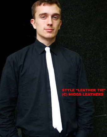 Higgs Leathers Taylor (Leather Tie)