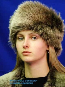 Higgs Leathers ALL SOLD!  Cosette (Toscana Shearling full cossack Hats)