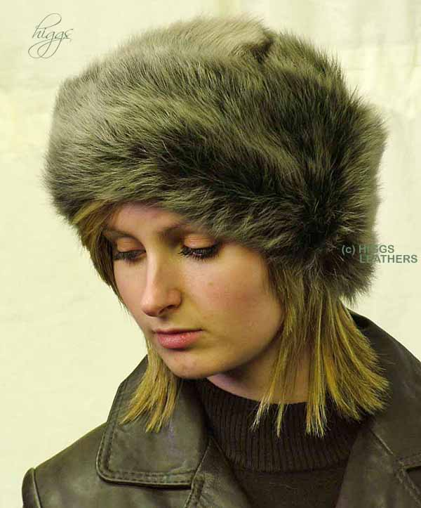 Higgs Leathers {LAST FEW!}  Soray (ladies Toscana Lambskin hats)