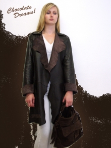 Higgs Leathers Schula (ladies Nappa Leather Stroller jackets)