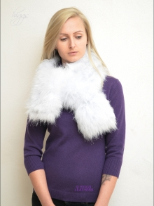 Higgs Leathers TWO ONLY HALF PRICE! Faro (ladies Faux Fox Scarf)