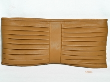 Higgs Leathers UNDER HALF PRICE!  Moritz (ladies Designer leather clutch bag)