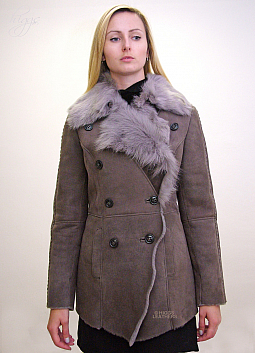 Higgs Leathers ALL SOLD!  Amalie (ladies fitted Shearling jackets)