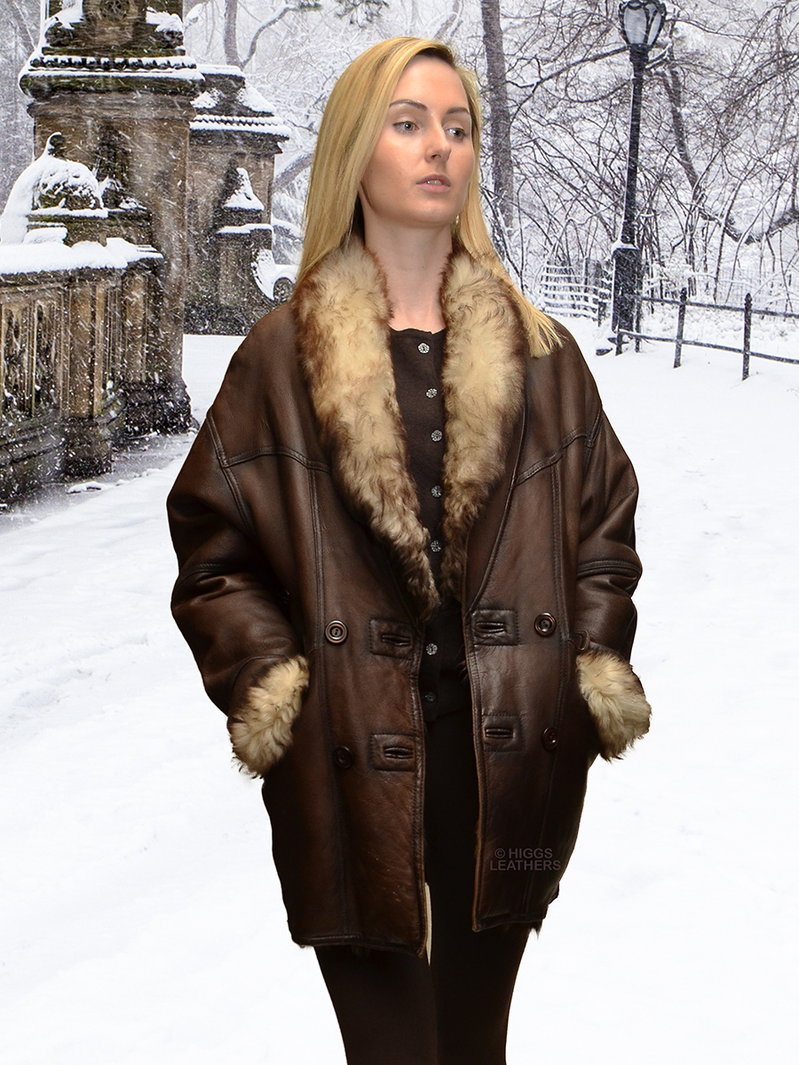 e5c960b3eef9f Arabello (ladies Toscana Shearling coat) ONE ONLY -