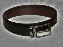 Higgs Leathers LAST FEW SIZES!  Ricky (men's Reversible Leather belts)