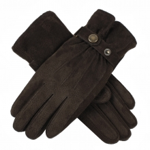 Higgs Leathers LAST FEW!  Style 5-1617 (men's Suede Driving gloves)