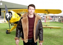 Higgs Leathers SAVE £250!  Mosquito (Ultimate quality Sheepskin RAF flying jacket)