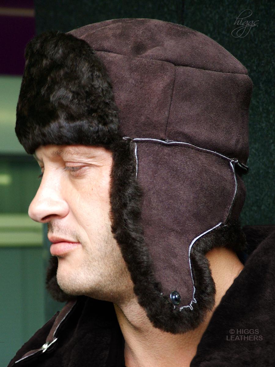 45c0a11c29e Rocky (mens Sheepskin  Aviator  hats)